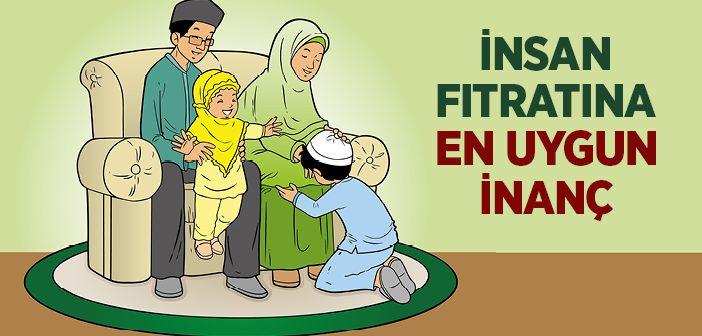 Her Doğan İslam Fıtratı Üzerine Doğar