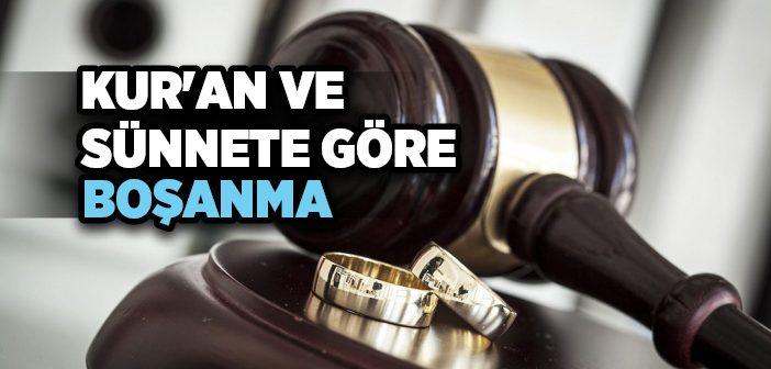 Boşanma İle İlgili Ayetler