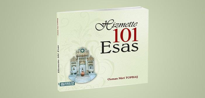 HİZMETTE 101 ESAS