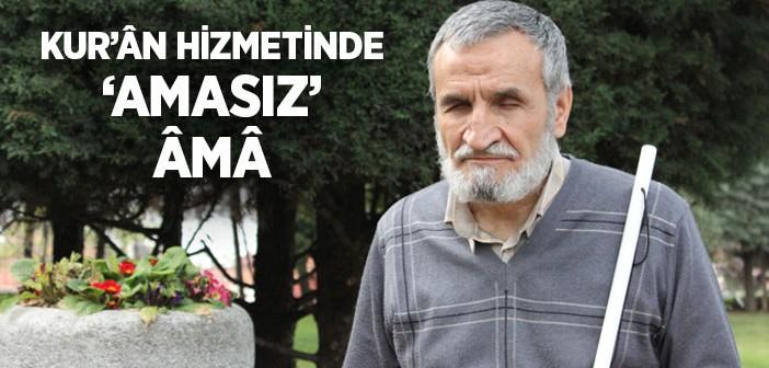 Türkiye'deki Âmâların Kur'ân Gözü