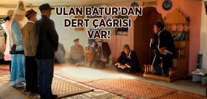 Ulan Batur'daki Müslümanlar Yardım Bekliyor