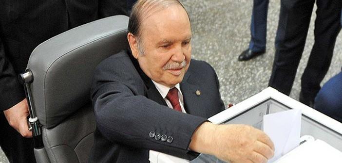 Cezayir'de Hayalet Cumhurbaşkanı