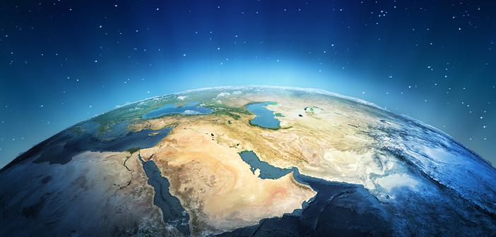 Haritalarda Ortadoğu Planı