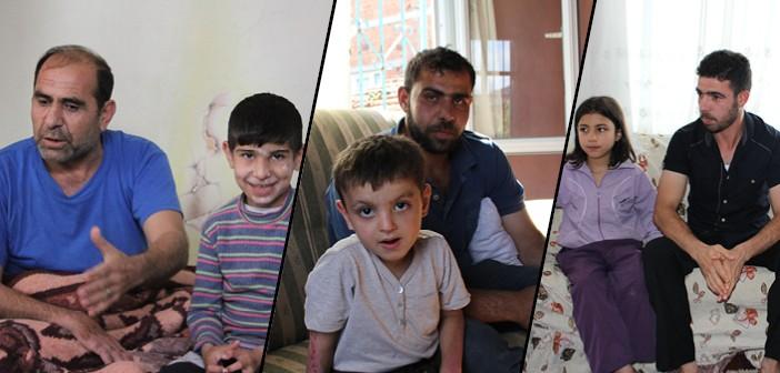 İstanbul'da Yaşayan Üç Suriyeli Aile
