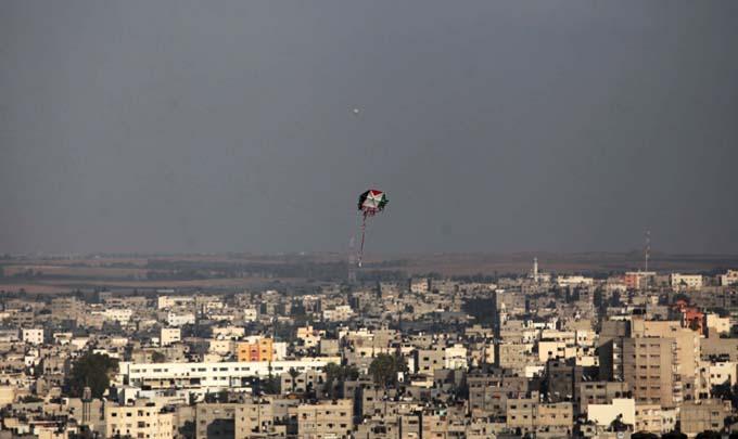 Gazze'den İsrail'e roket atılması