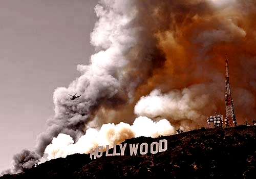hollywood-fire