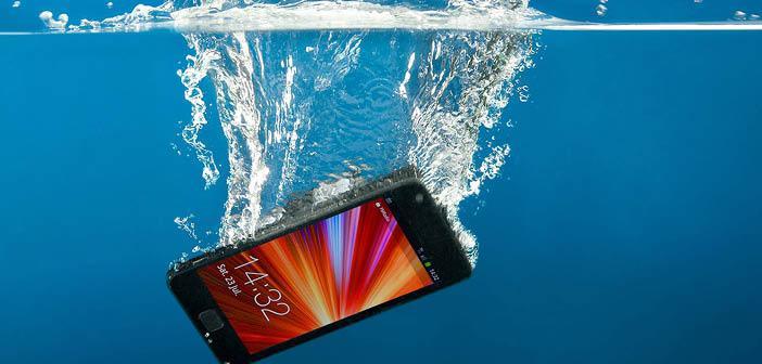 Suya Düşen Telefon Ne Yapılır