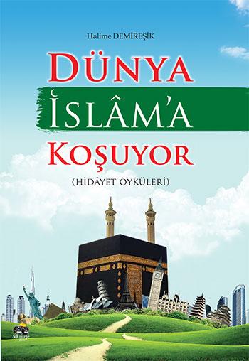 DUNYA ISLAMA KOSUYOR KAPAK.indd