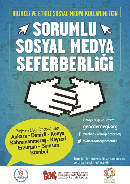 Sosyal medya çalıştay web