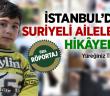 HÜDÂYİ VAKFI SURİYELİLER'İN DERTLERİYLE DERTLENİYOR