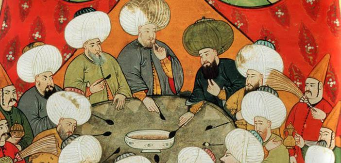 İSLAM MEDENİYETİNDE 'VAKIF İNSANLAR'