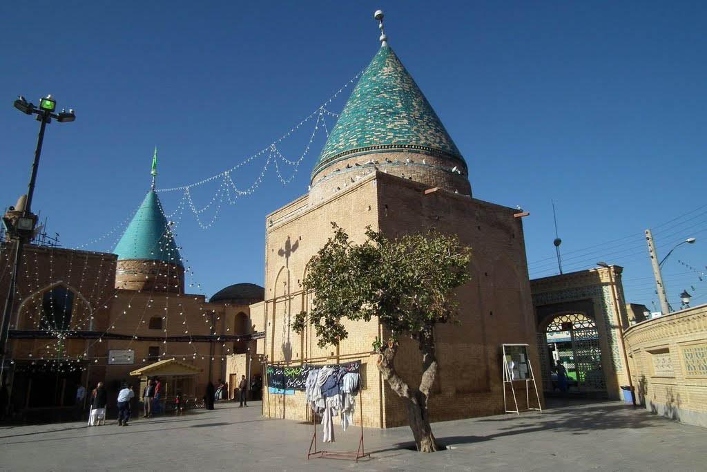 Bayazid_Shrine