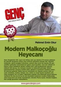 MEHMET EMIN OKUR
