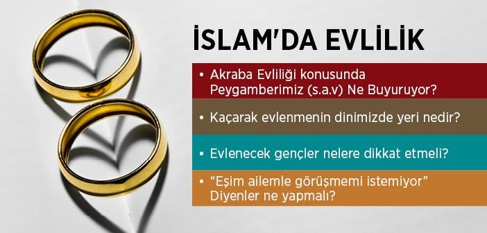 İslamda Evlilik Husunda Bilinmesi Gerekenler Video