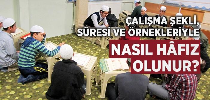 Nasil Hafiz Olunur Islam Ve Ihsan