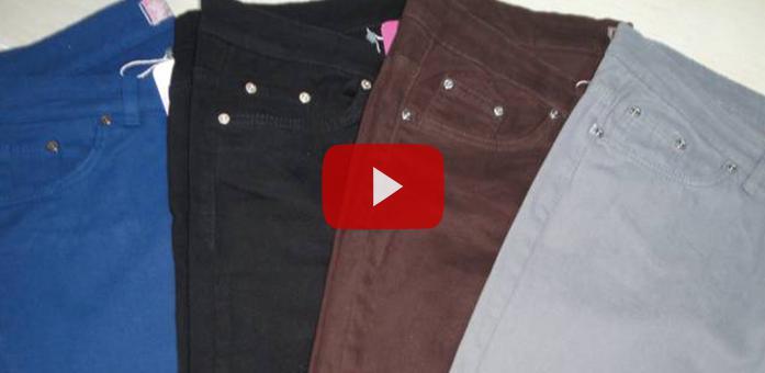 Bayanların Pantolon Giymesi Caiz midir?