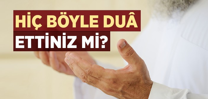 ALLAH'TAN NASIL YARDIM İSTENİR?