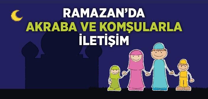 Ramazan'da İletişim Nasıl Olmalı?