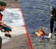 İki Fotoğraf Arasındaki İnsanlık Farkı!
