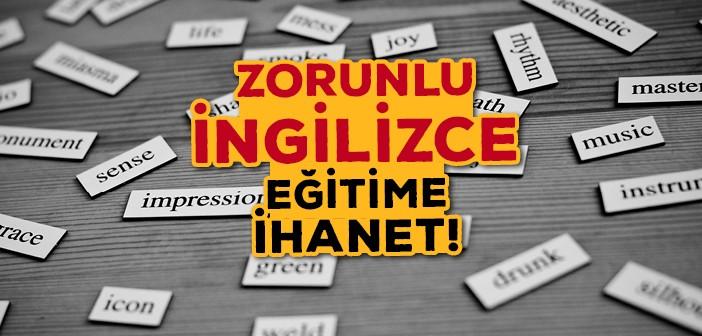 İngilizce Eğitim-öğretim İmtihanımız!