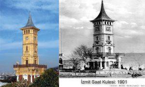 3. İzmir Saat Kulesi