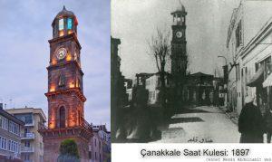 4. Çanakkale Saat Kulesi