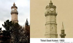 5. Tokat Saat Kulesi