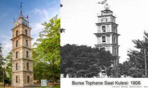 6. Bursa Tophane Saat Kulesi