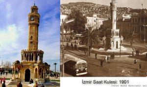 8. İzmir Saat Kulesi