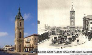 9. Kudüs Saat Kulesi