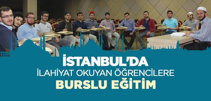 İSTANBUL'DA İLAHİYAT ÖĞRENCİLERİNE EĞİTİM FIRSATI