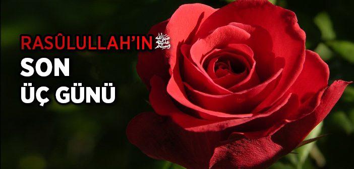Hz. Muhammed (s.a.v.) Nasıl Vefat Etti?