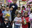 Asr Suresini Ezberleyen Çocuklara Oyuncak Hediye