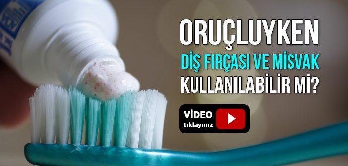 Diş Fırçası veya Misvak Kullanmak Orucu Bozar mı?