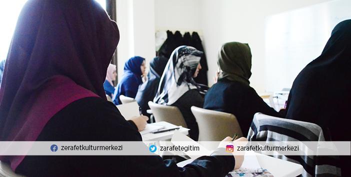 Hanımlara Özel Öğretmen Akademisi Başlıyor