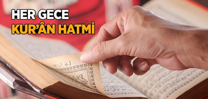 Kur'an-ı Kerim'in Nüzulü ve Kaydedilmesi