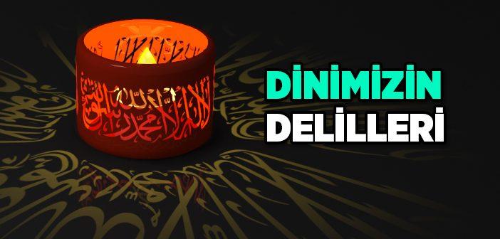Dinimizin Delilleri