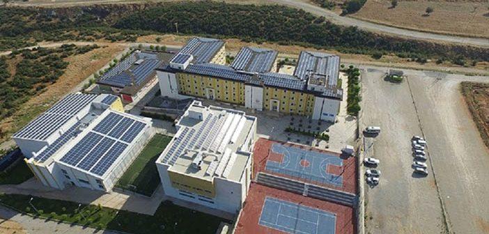 Okul Şehre Elektrik Verecek