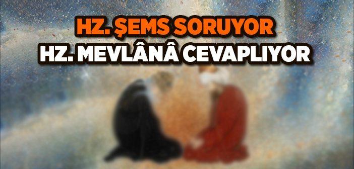 Hz. Mevlana ve Şems