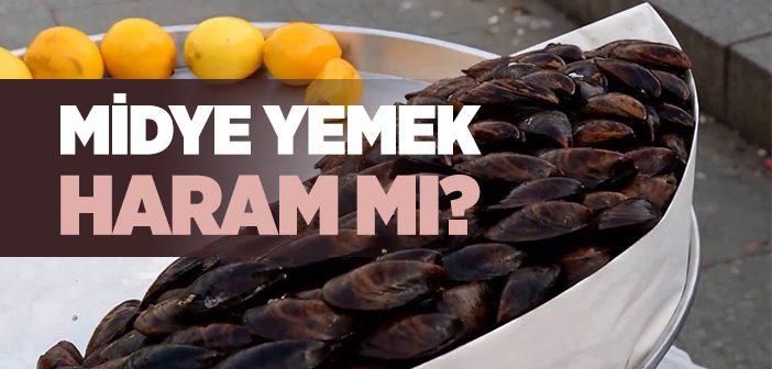 Midye Yemek Haram mı?