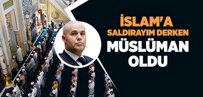 Hollandalı Siyasetçi İslam Karşıtı Kitap Yazarken Müslüman Oldu
