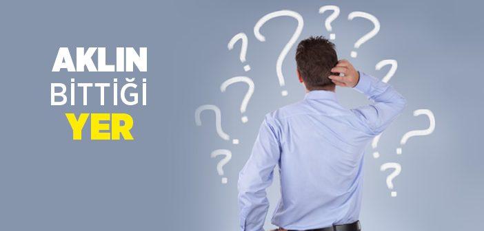 İSLAM'DA AKLIN ÖNEMİ NEDİR?