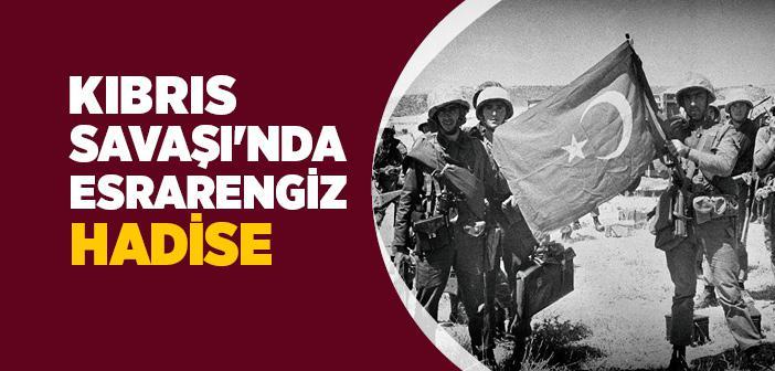 Hüdâyi Hazretlerinin Kıbrıs Barış Harekatı Menkıbesi