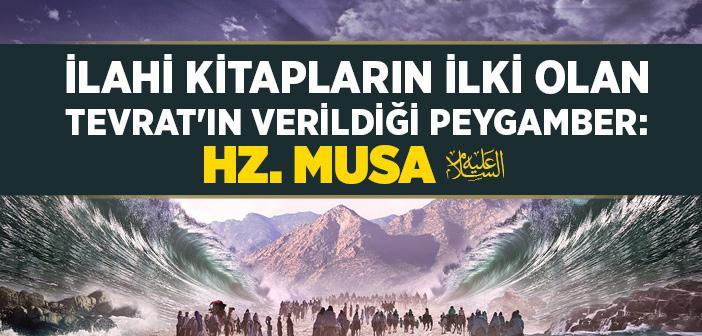 Hz. Musa'nın (a.s.) Hayatı