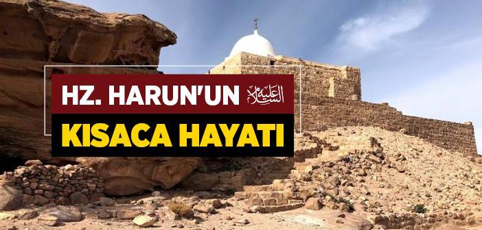 HZ. HARUN'UN (A.S.) HAYATI