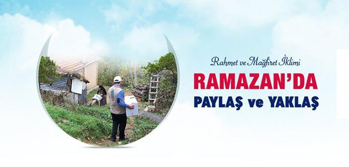 Hüdayi Vakfı'ndan Ramazan Kampanyası