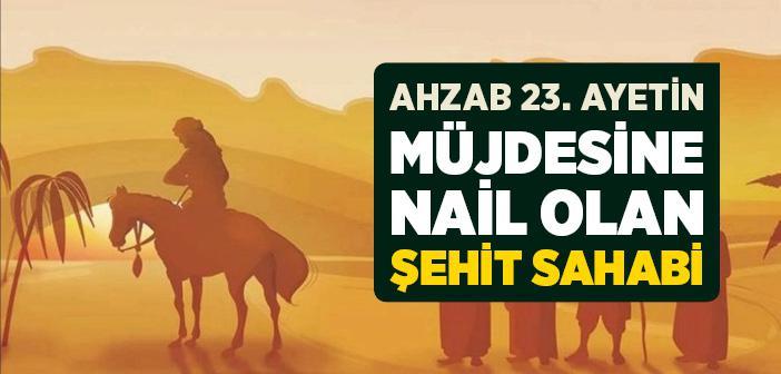 Enes Bin Nadr (r.a) Kimdir?