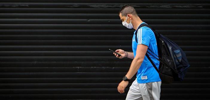 Kovid-19'la Maske, Sosyal Mesafe ve Hijyen Üçlüsüyle Mücadele Uyarısı