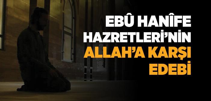 Allah'a Karşı Edep Nasıl Olur?