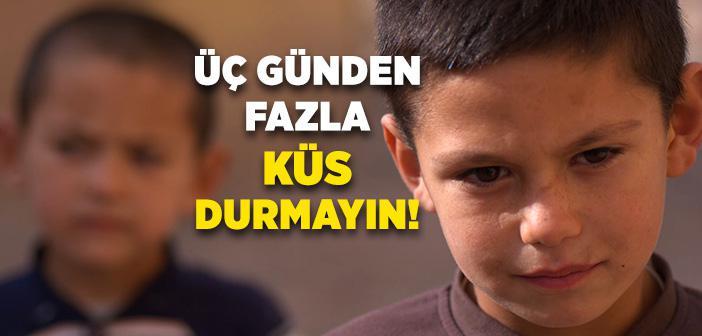 """""""3 Günden Fazla Küs Kalmayın"""" Hadisi"""